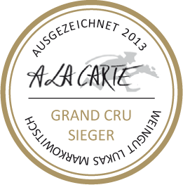 A la Carte 2013 - Grand Cru Sieger