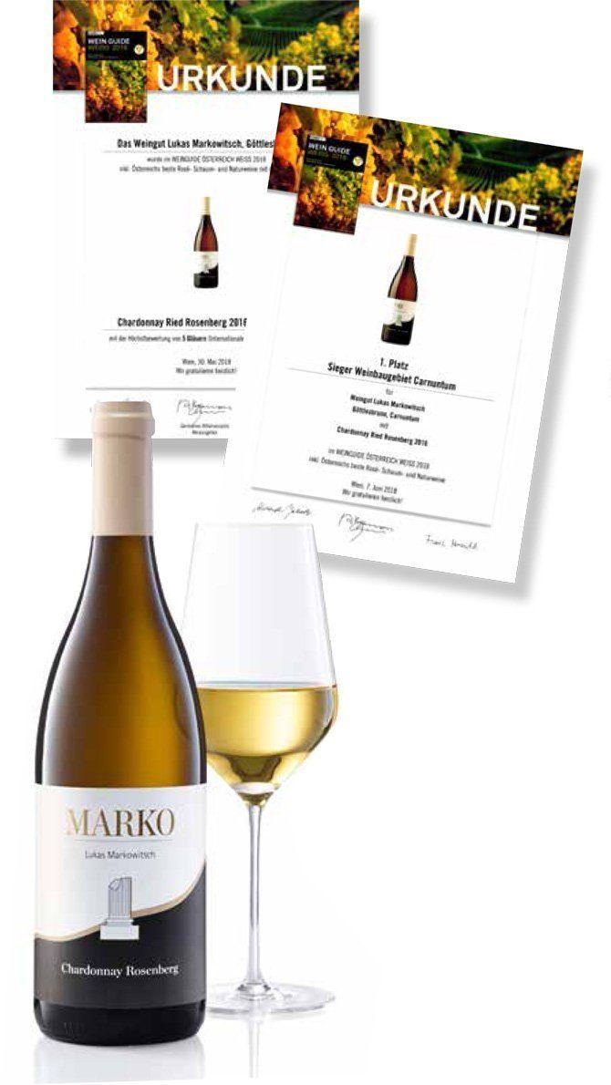 5 Gläser - Wein Guide Weiss 2018
